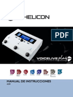 Voice a Live Helicon Gtx