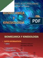 Bases de La Biomecanica y Kinesiologia