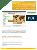 SW NPM Datasheet