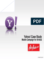 Mobile Case Study Airasia