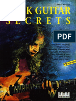Guitar Tabs - Rock Guitar Secrets