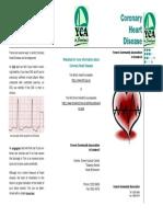 Coronary Heart Disease Leaflet