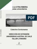 En La Otra Ribera. Poetas Universitarios