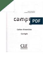 Campus 4 Corriges