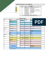 Course Planner &ghjgjg Calendar
