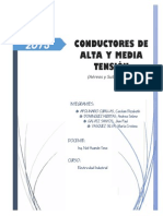 Conductores Alta y Media Tensión