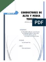Conductores Alta y Media Tensión