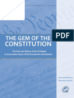 The Gem of the Constitution