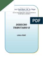 Derecho Tributario II