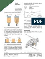 Flow Properties of  Bulk Solids
