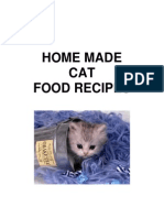 Cat Food Recipes