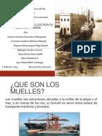 CLASIFICACIÓN DE MUELLES POR SU DESTINO Y FORMA
