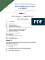 Rac Parte 3 Actividades Aereas Civiles