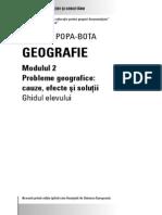 A Doua Sansa Secundar Geografie Profesor 2