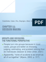 Chapter11 Decision Making