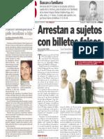 Policiaca  7 de marzo 2014