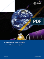 GNSS Data Processing