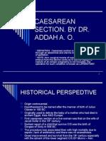 6586511 Caesarean Section