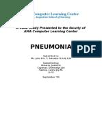 Case Pneumonia