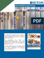Professionelle Gefahrstoffkennzeichnung