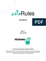 ZeTo Rules Guideline