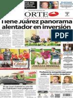 Periódico Norte edición impresa día 7 de marzo 2014