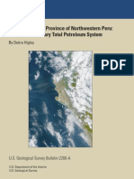 Cuenca Talara Petroleum System Paper