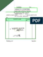Variety Centre