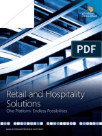 Windows Embedded Retail and Hospitality Solutions
