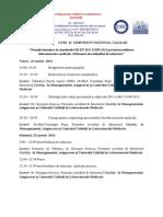 Agenda Curs Si Simpozion National IASI 2014