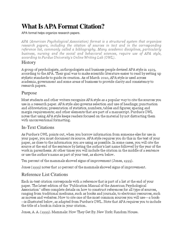 format of a research paper apa style An apa research paper model thomas delancy and adam solberg wrote the following research paper for a psychology class as you review.