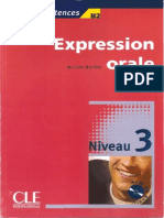 expression+Oral - Niveau 3