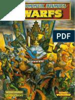 Warhammer - 5th Edition - Army Book - Dwarfs