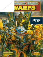 Warhammer - 5th Edition - Army Book - Dwarfs
