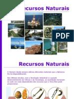 1. Recursos Naturais
