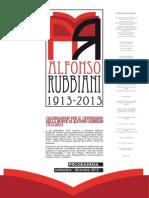 Alfonso Rubbiani Programma 2013-1