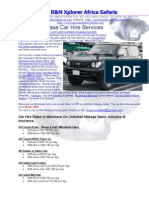 Mombasa Car Hire   Mombsa Car Rental   Kenya Car Rent