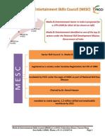 MESC Brief 2013