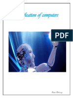 Classification of Computers According to Technology and Size