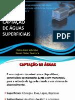 04-Captacao Superficial e Subterranea 2013-2