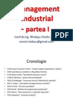 Management Industrial 1