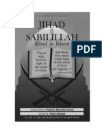 Jihad Misconception