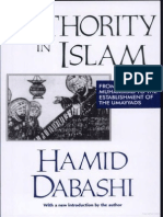 Hamid Dabashi-Authority in Islam From the Rise