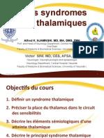 Syndromes Thalamique