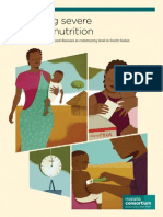 Integrating severe acute malnutrition into the management of childhood diseases at community level in South Sudan