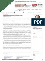 impossibilidade de decretação da falência das associações e fundações - Colunas _ Carta Forense