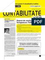 Revista Contabilitate Actual - Mai 2013
