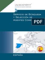 Cadexport presentación España 2014