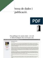 3.- Dades publicades