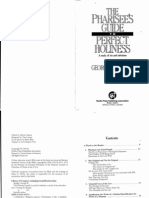 The Pharisee s Guide to Perfect Holiness (George Knight)